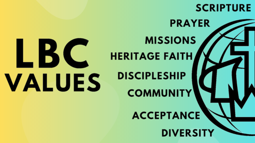 Core Value - Missions [ Week 3 ]