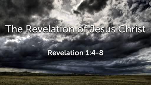 Sunday, January 19 - PM - I, John - Revelation 1:9-11, 19