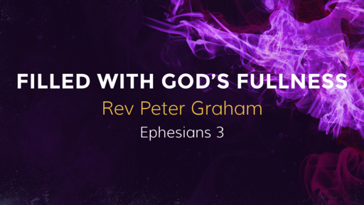 Filled with God's Fullness