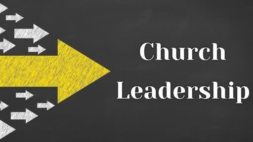 Church Leadership - FULL Service