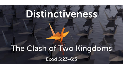 The Clash of Two Kingdoms