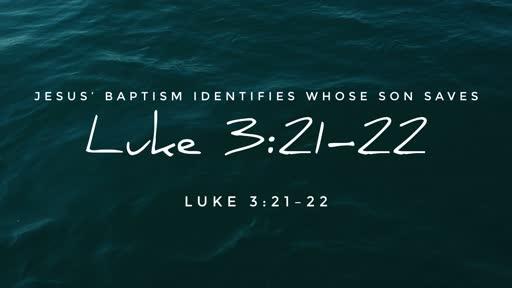 Luke 3:21–22