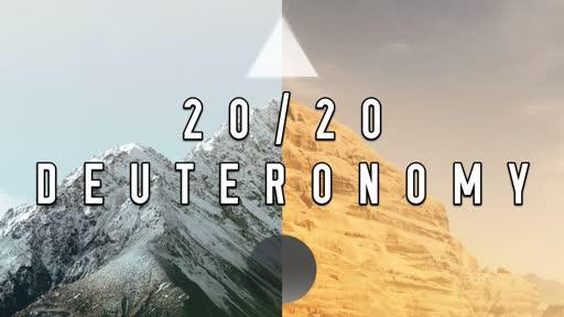 Deuteronomy 20/20