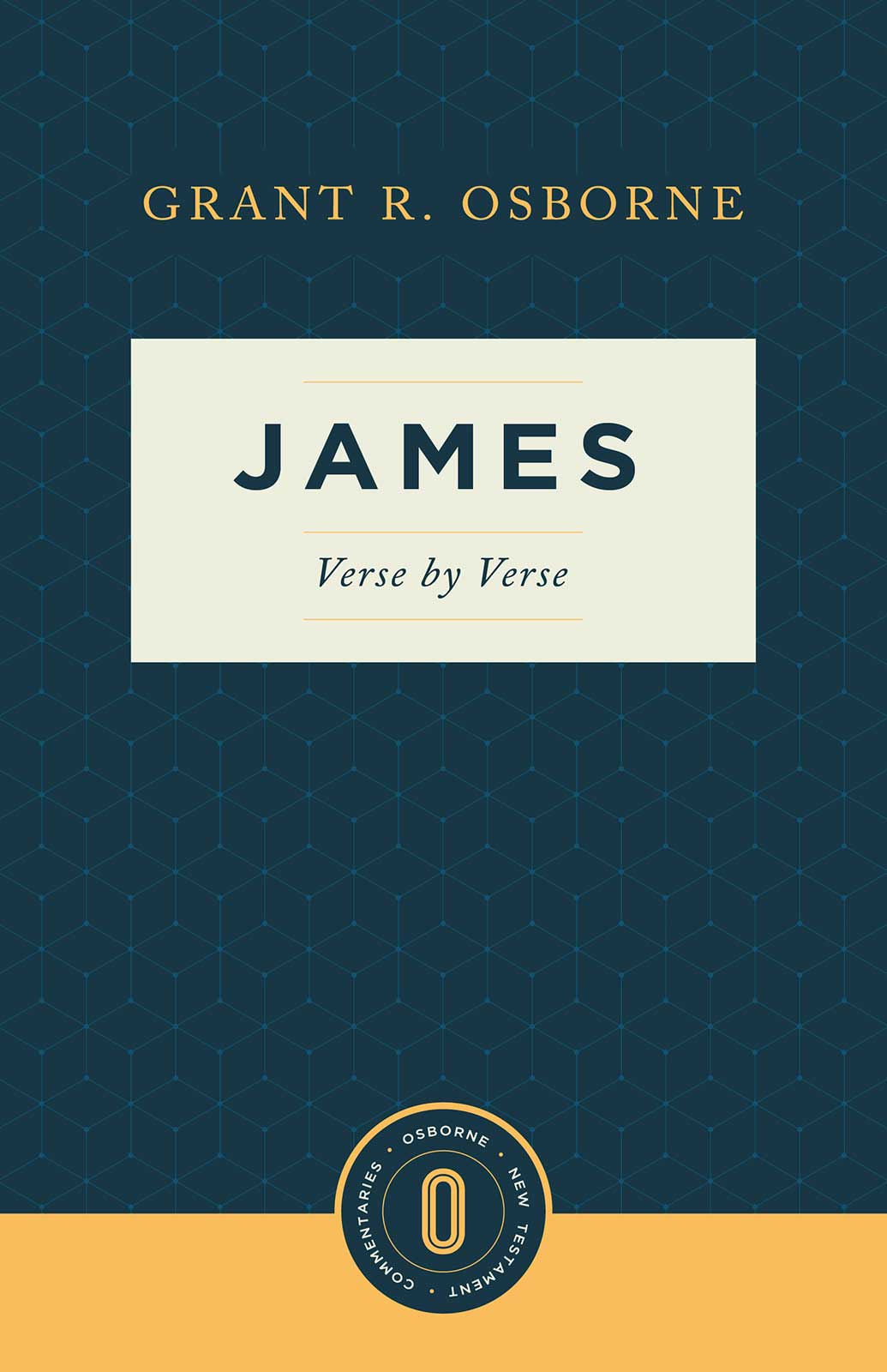 James Verse by Verse (Osborne New Testament Commentaries)