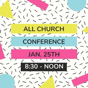 All Church Conference