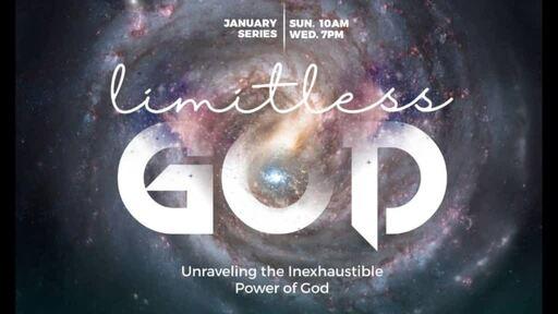 LIMITLESS GOD