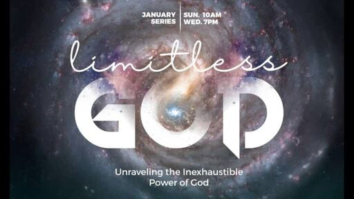 LIMITLESS GOD