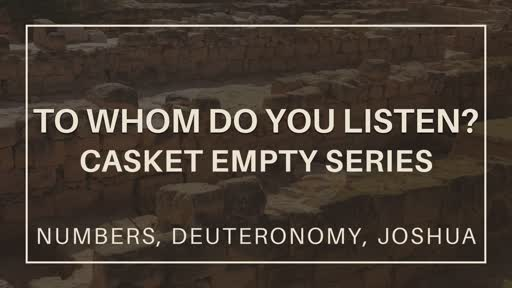 To Whom Do You Listen?