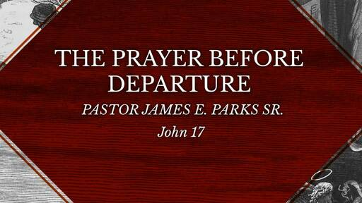 The Prayer Before Departure