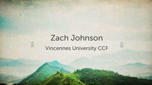 Christian Campus Fellowship Vincennes Indiana