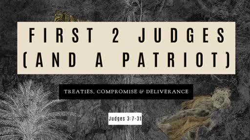 First 2 Judges (and a Patriot)
