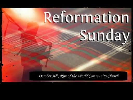 The Sermon and Reformation - Neh 8:13-18