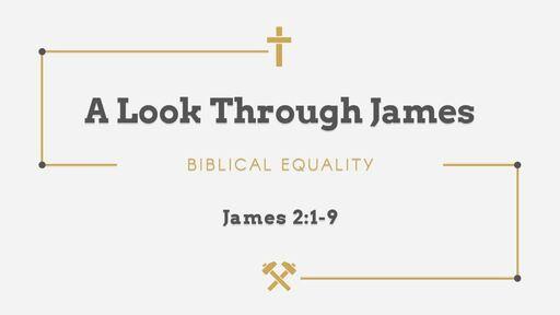 James 2:1-9