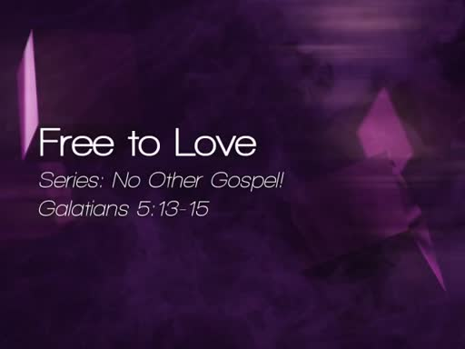 Free to Love - October 30, 2016