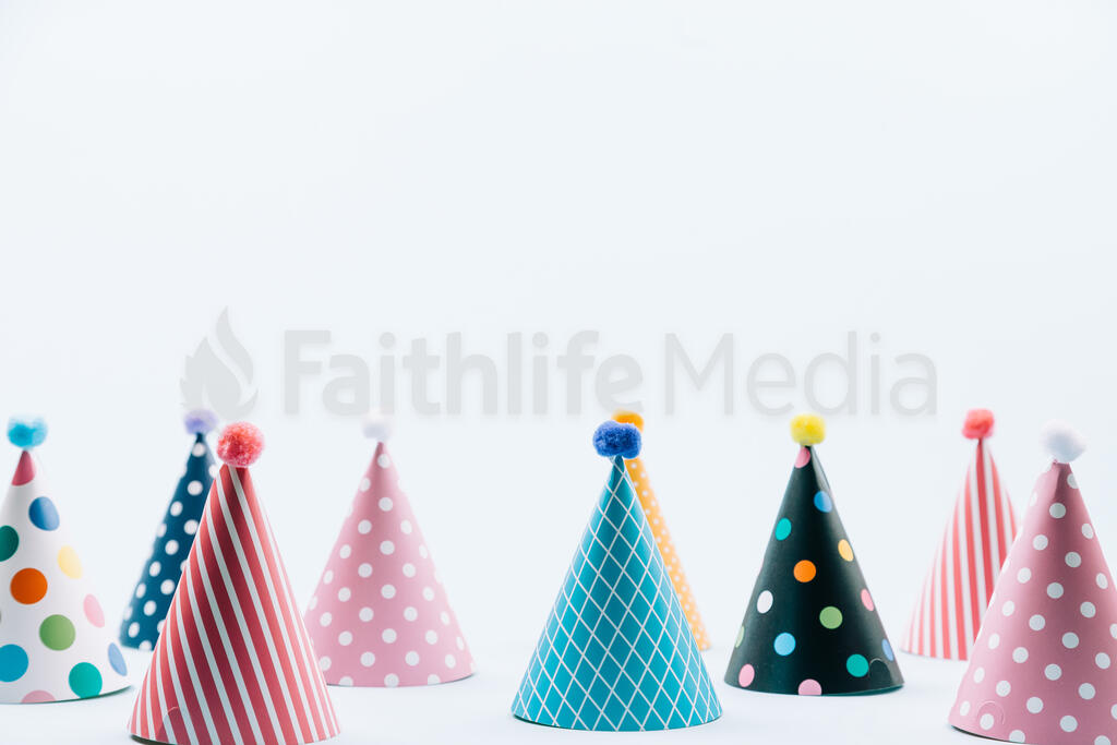 Party Hats large preview