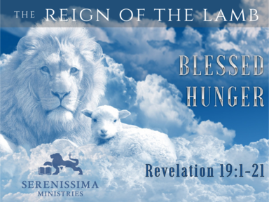 Blessed Hunger