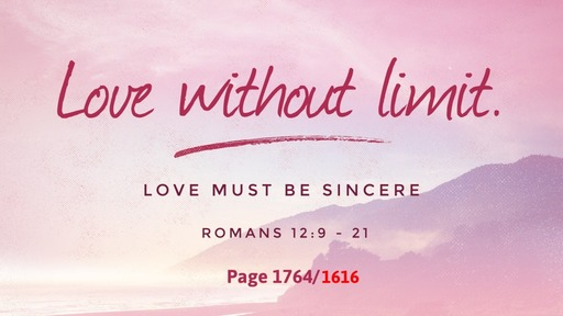 Love Without Limit