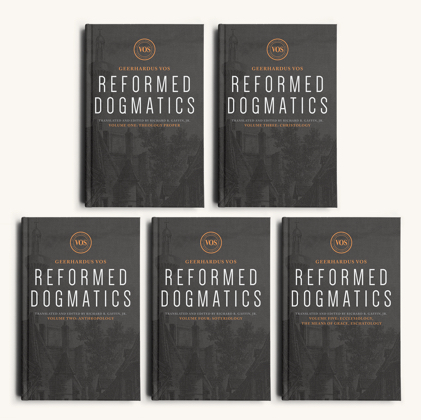 Reformed Dogmatics covers