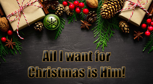 All I want for Christmas is Him! Pt.2