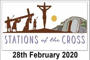 Stations Of The Cross 28th February 2020