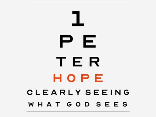 February 2, 2020 - Leading with Hope (1 Peter 5:1-11)
