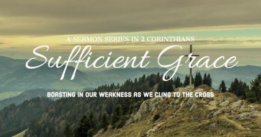 God's Grace to Boast in Weakness