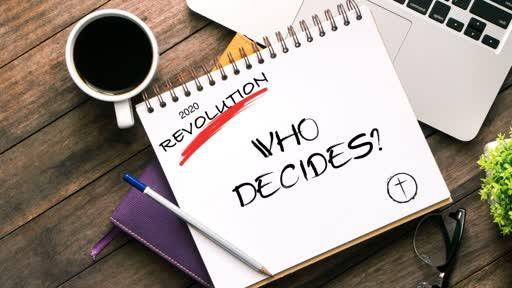 Revolution : Who Decides?