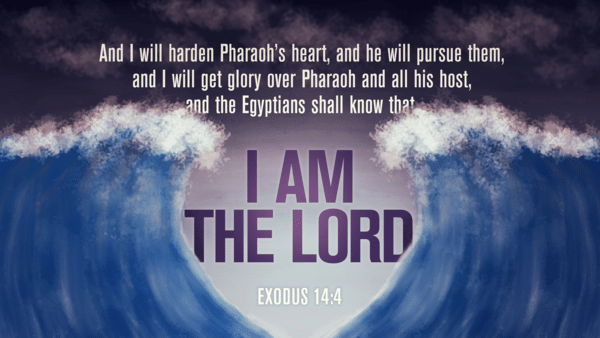 Exodus 14: The Great Escape!