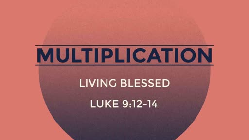 Multiplication // Pastor David Spiegel