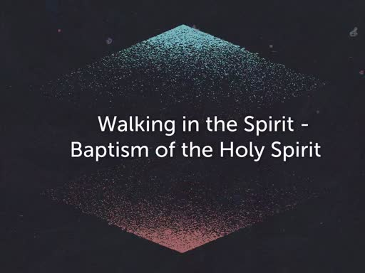 Sunday February 2 Baptism of the Holy Spirit