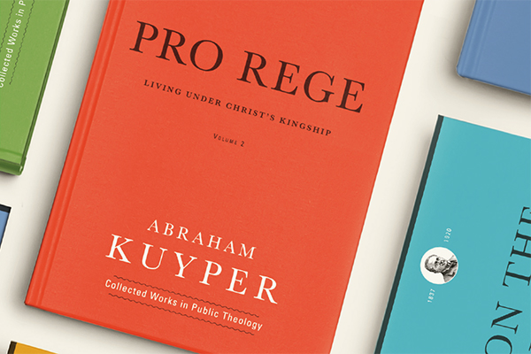 The Abraham Kuyper: Collected Works in Public Theology