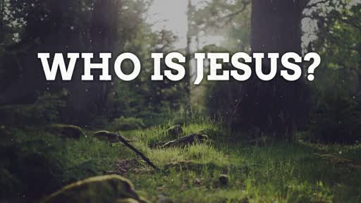 Sunday Feb 2nd - Who is Jesus?