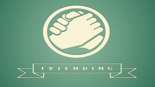 Sunday Service - O1 - Friending