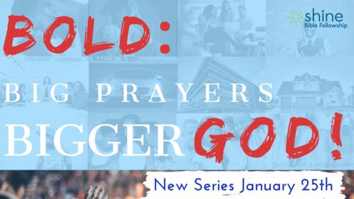 2020 Prayer Part 2