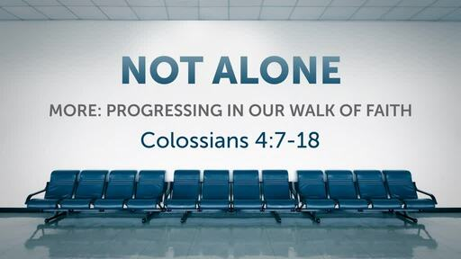 More: Progressing in Our Walk of Faith
