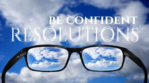 Be Confident (SOMA 2.2.20)
