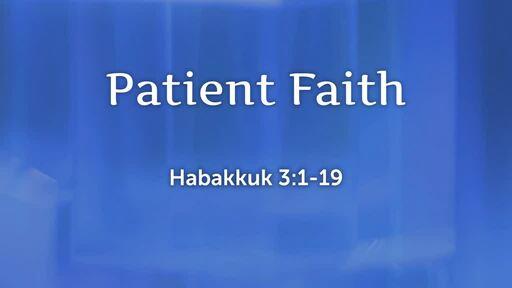 Why? (Habakkuk)