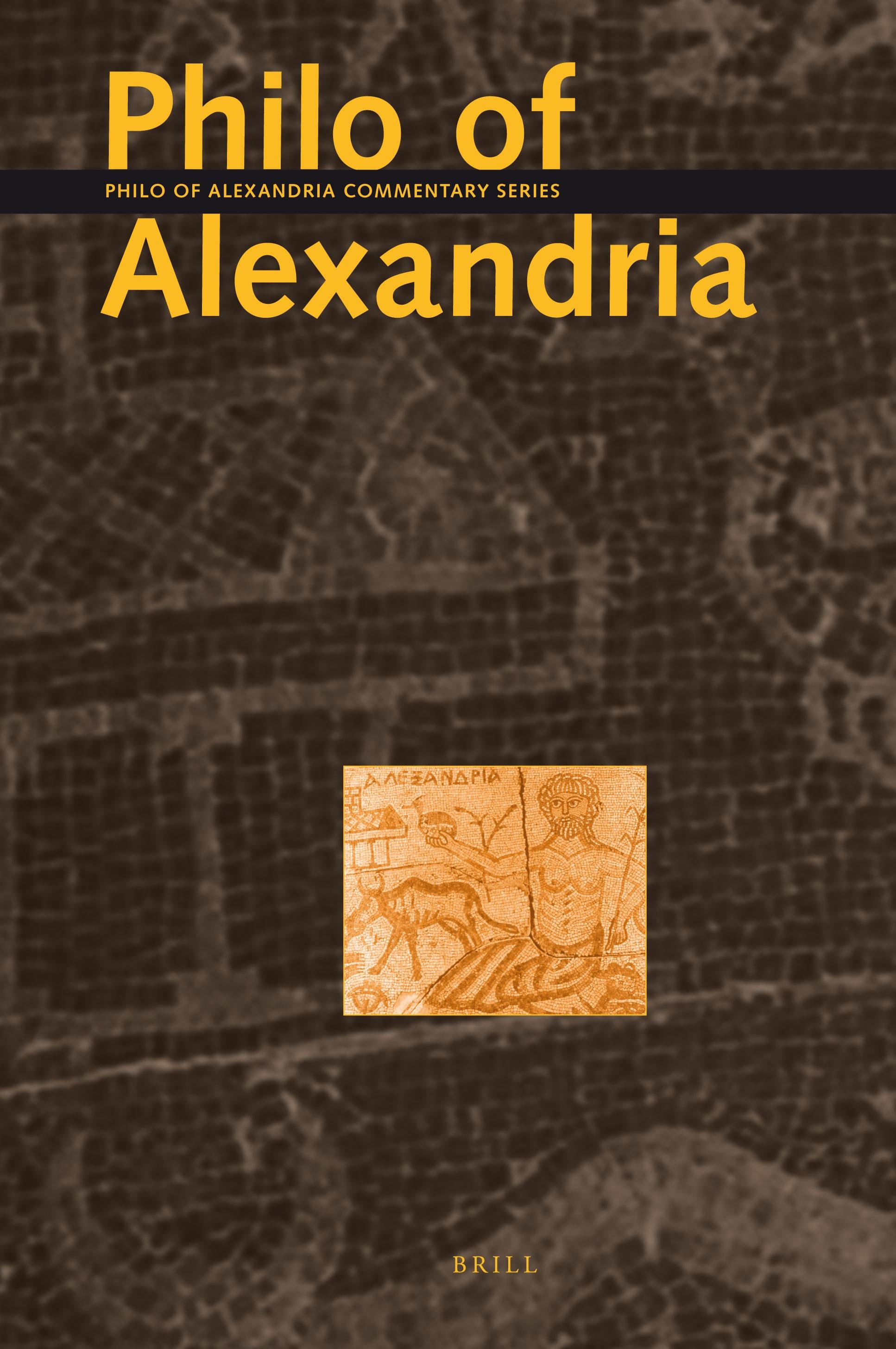 Philo of Alexandria Commentary Series