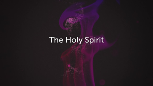 The Holy Spirit in the Time of Christ