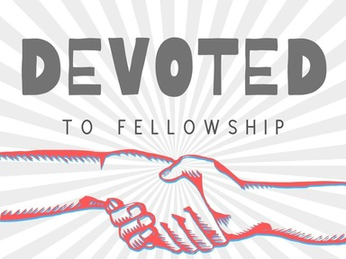 The Necessity of Fellowship
