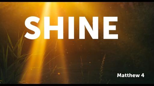 Sunday Feb 9 2020 SHINE!!!