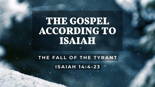 The Fall of the Tyrant