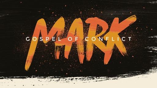 Mark 1:12-13 - The Temptation of Christ