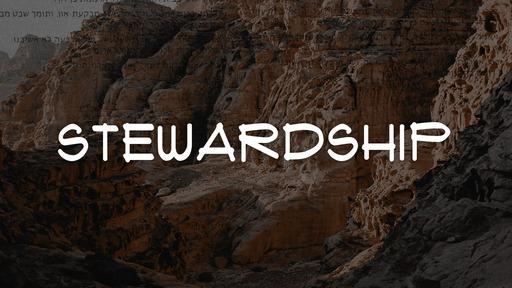 Stewardship - Time