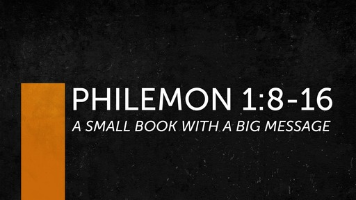 A Small Book with a Big Message
