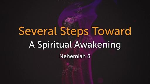 Several Steps Toward a Spiritual Awakening