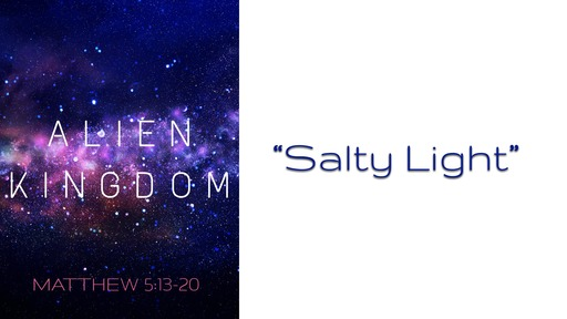 Salty Light - February 9