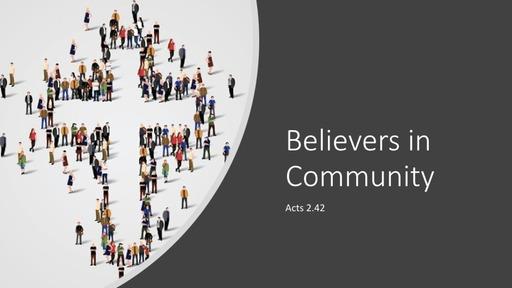 Believers in Community