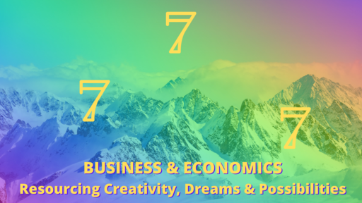 777- Business Recourcing  Creativity, Dreams & Possibilities 2-9-20