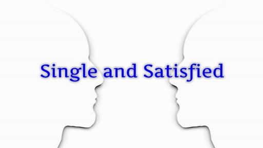 05 Relationship Goals | Single and Satisfied (02-02-20)